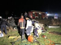 Başkent'te trafik kazası: 3 ölü 2 yaralı