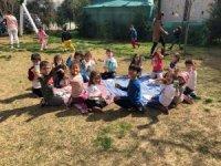 Minikler Başak Montessori Çocuk Akademisi'nin keyfini yaşıyor