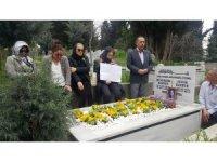 2 yıl önce öldürülen Mezdeke grubu üyesi Aynur Kanbur için adalet çağrısı