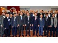 İTO Başkan Adayı Özgener, MÜSİAD üyeleri ile buluştu