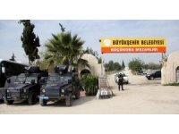 Polis PKK propagandasına mezarda bile izin vermedi
