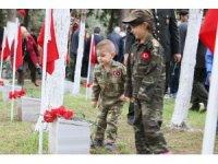 Bergama'da Çanakkale Zaferi ve şehitleri anıldı