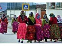 Osmanlı kadınlarının geleneği bu köyde devam ediyor