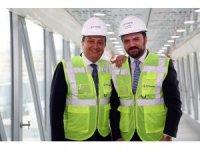 3'üncü havalimanı referans oldu Cengiz Holding Kuveyt'te 450 milyon dolarlık iş aldı