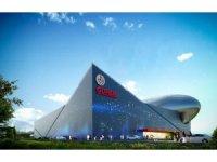Avrupa'nın en iyi uzay temalı eğitim merkezi GUHEM'in yüzde 50'si tamamlandı