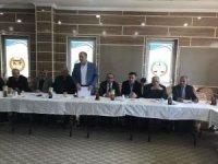 Iğdır'daki STK'lar istişare toplantısını yaptı