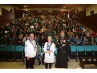 Hacı Bektaş Veli Üniversitesinde saray mutfağı konuşuldu