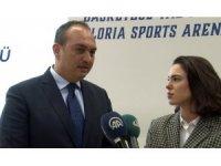 """Elif Özdemir: """"Türkiye için başarılı basketbolcular yetiştirmek istiyoruz"""""""