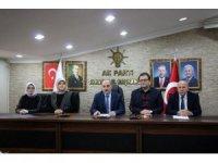 AK Parti Sakarya İl Başkanlığı, Yaşlılar Haftası'nda büyüklerini unutmadı