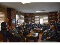 Başkan Albayrak, Marmaraereğlisi'ni gezdi