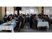 TUBİTAK öğrencilerine moral yemeği