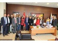 Söke İYİ Parti'den Başkan Toyran'a Ziyaret