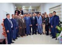AK Parti İl Başkanı Özmen'den Didim Esnaf Odasına hayırlı olsun ziyareti
