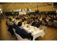 Başkan Karabacak dernek yöneticileriyle bir araya geldi