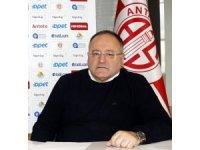 Antalyaspor Basın Sözcüsü Cumhur Arıcı: