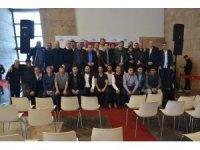 'Ortahisar Belediyesi Efsanelerle Yeniden Turnuvası' kura çekimi yapıldı