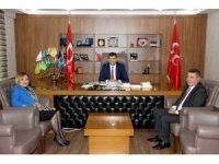 MHP Kayseri Teşkilatı Ankara'dan mutlu döndü
