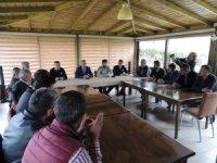 Antalya'da Huzur Toplantıları