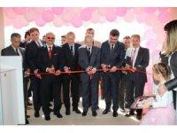 Akşehir'de hayırseverlerin bağışladığı arsada yapılan anaokulu açıldı