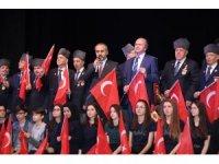 'Mehmetçiğe Destek, Şehitlere Saygı'