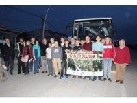 Ayvalıklı 15'liler Çanakkale'de