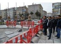 """Başkan Bahçeci: """"Kırşehir'i modern bir şehir yapacağız"""""""
