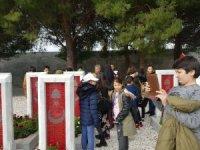 İkra Koleji öğrencileri Çanakkale'yi gezdi