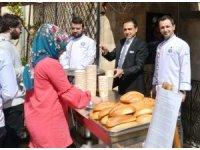 Gastronomi öğrencilerinden 18 Mart Menüsü