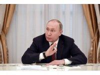 """Putin: """"Savaş yarışı başlatmak istemiyoruz"""""""