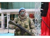 Çanakkale'de şehit olan Sakaryalı 526 askerin künyesi 'Çanakkale anıt sergisi'ne yazıldı