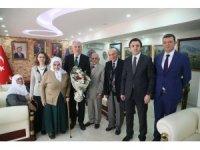 Başkan Kamil Saraçoğlu: Kütahya Belediyesi olarak yaşlılarımıza hizmet etmeyi bir görev edindik
