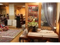 Kdz. Ereğli'nin elpek bezi Japonya'da sergileniyor