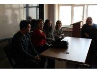 Burhaniye Anadolu Lisesi'nde kariyer günleri