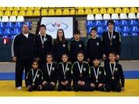 Manisa Büyükşehir Belediyespor judoda madalyaları topladı