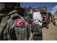 Türk Kızılayı Afrin'de
