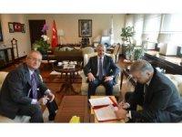 Raylı sistem için Ankara'da protokol imzalandı