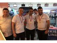 THY Bowling turnuvası şampiyonu Dorona Turizm