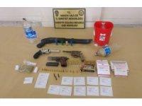 Amasya merkezli 4 ilde narkotik operasyonu: 18 gözaltı