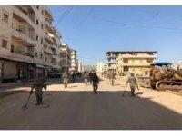 TSK, Afrin'de bomba tuzaklanan aracı imha etti