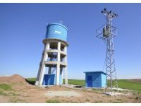 9 kırsal mahallenin içme suyu sorunu çözüldü