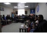 AK Parti Çıldır İlçe Teşkilatı toplantı yaptı