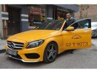 Baba mirası lüks taksiye yoğun ilgi