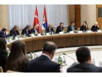 Başbakan Yardımcısı Işık, KEK 3. Dönem Toplantısı'na katıldı