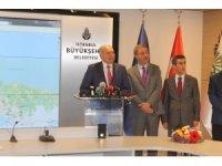 İBB Başkanı Mevlüt Uysal, 'Araç Takip Sistemi'ni tanıttı