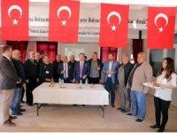 """Edirne Belediye Başkanı Gürkan: """"Bir milleti millet yapan ortak paydadaki duygularıdır"""""""