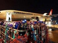 Turkish Cargo 1,5 milyon canlı çipurayı Umman'a taşıdı