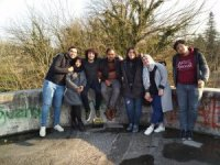 Yabancı öğrenciler Serdivan'ı ziyaret etti