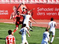 TFF 3. Lig: Çanakkale Dardanel: 0 - Yomraspor: 1