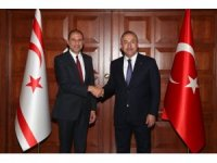 """Bakan Çavuşoğlu: """"ABD'nin Afrin operasyonundan endişe duymasına gerek yok operasyon zaten tamamlandı"""""""