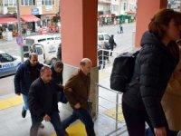 4 FETÖ/PDY şüphelisi serbest bırakıldı
